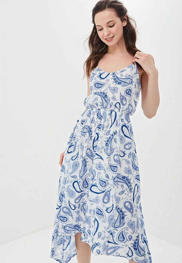 женский сарафан dorothy perkins, голубой