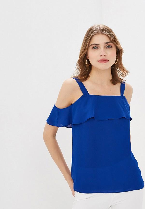женский топ dorothy perkins, синий
