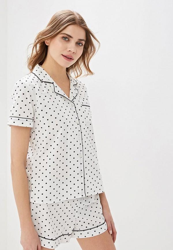 женская пижама dorothy perkins, белая