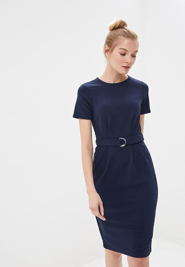 Фото - женское платье Dorothy Perkins синего цвета
