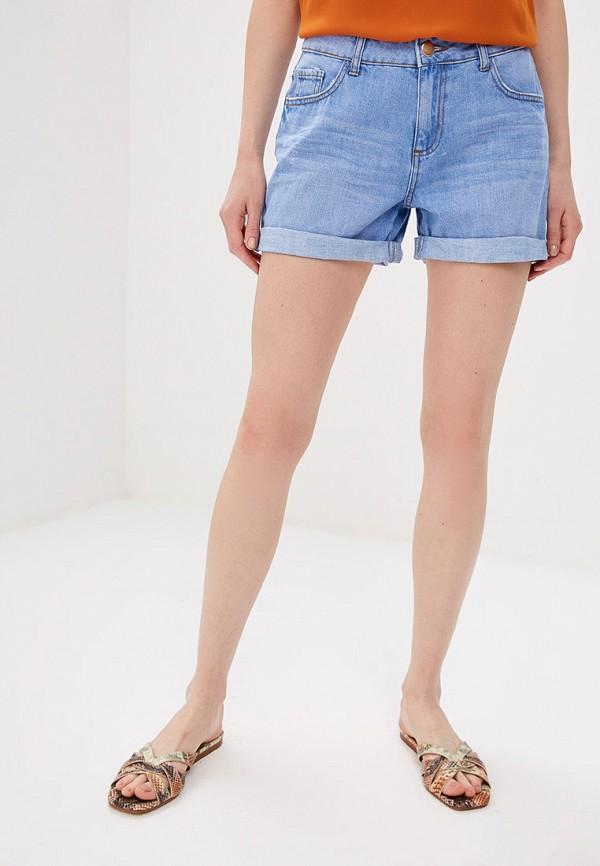 Купить Шорты джинсовые Dorothy Perkins, do005ewfduz2, голубой, Весна-лето 2019