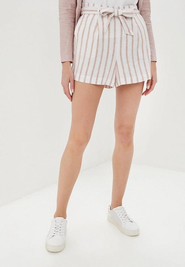 Шорты Dorothy Perkins Dorothy Perkins DO005EWFDVA5 white net yarn perkins collar long sleeves see through sexy bodysuit