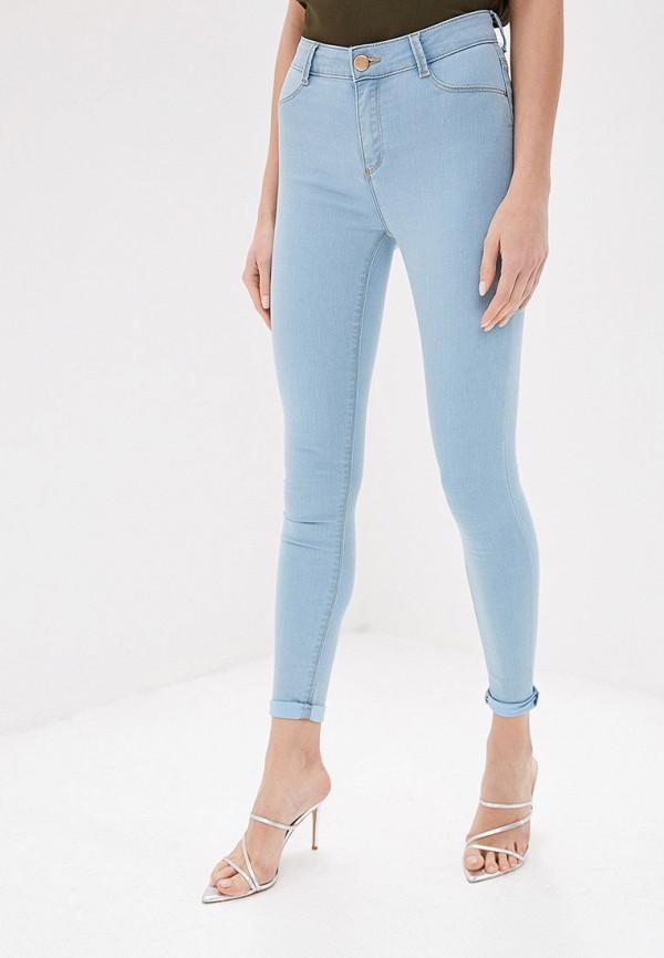 женские джинсы dorothy perkins, голубые