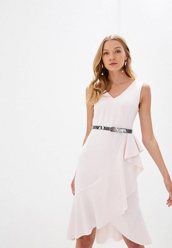 женское повседневные платье dorothy perkins, розовое