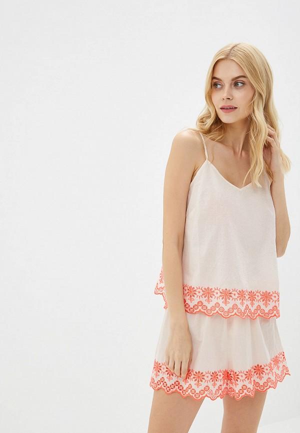 женская пижама dorothy perkins, розовая