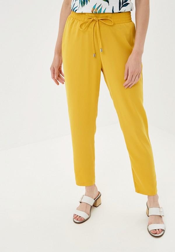 женские брюки dorothy perkins, желтые