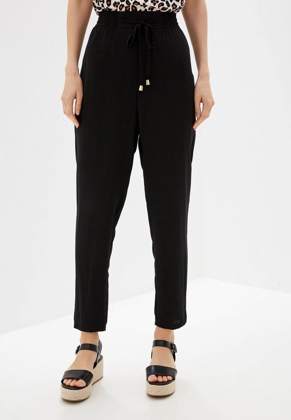 Купить женские брюки Dorothy Perkins черного цвета