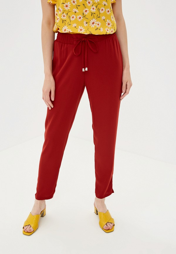 женские брюки dorothy perkins, бордовые