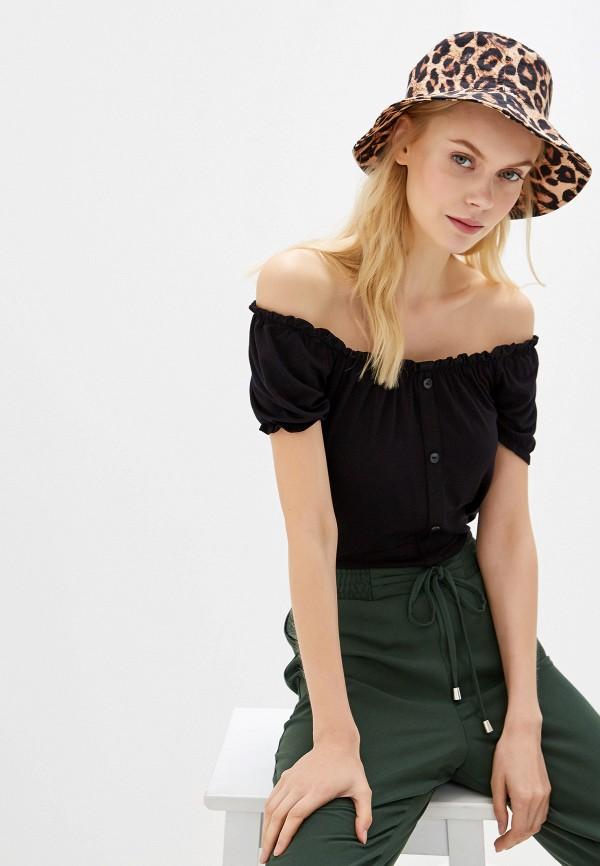 Купить женскую блузку Dorothy Perkins черного цвета