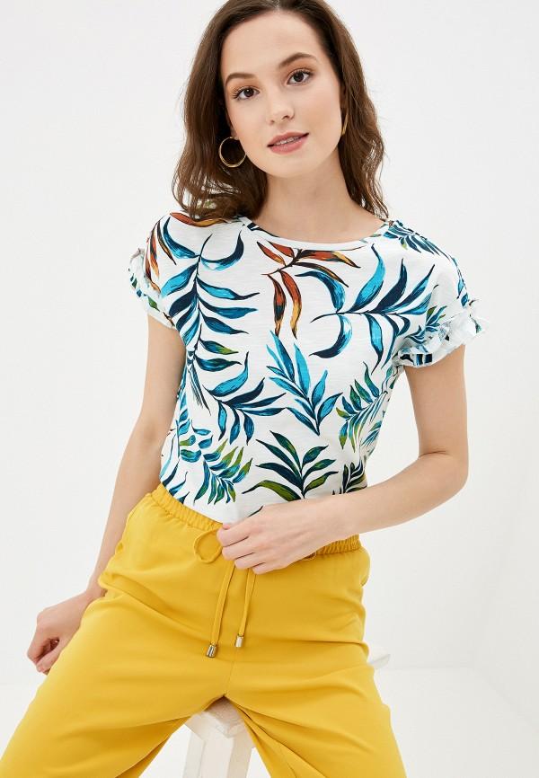 Купить женскую футболку Dorothy Perkins белого цвета