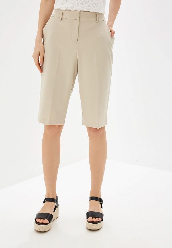 Фото - Женские шорты Dorothy Perkins бежевого цвета