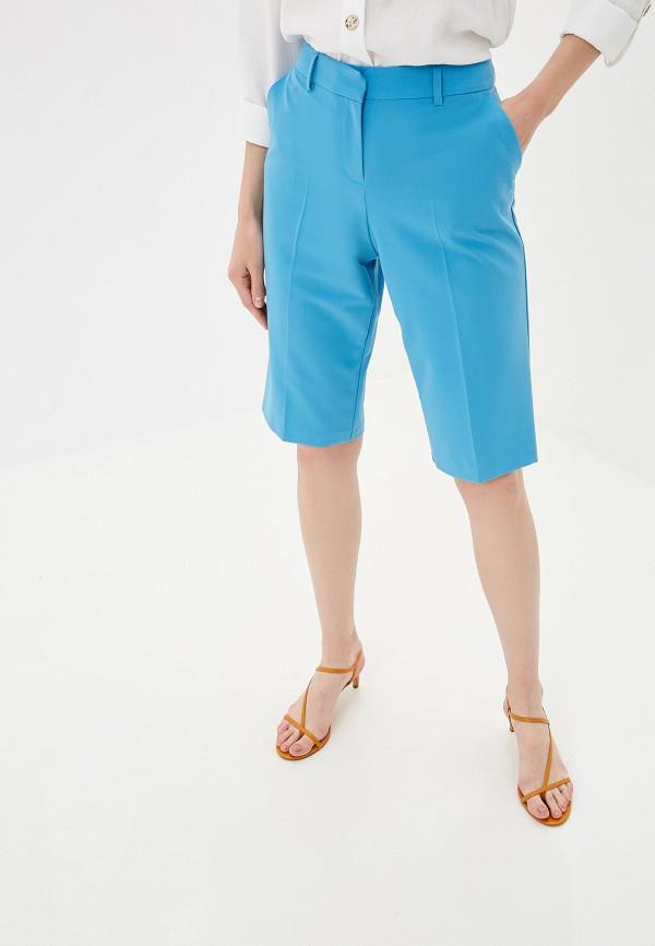 женские шорты dorothy perkins, голубые