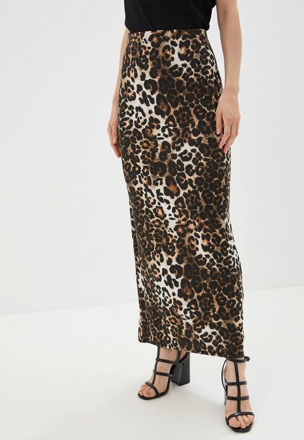 женская юбка dorothy perkins, коричневая