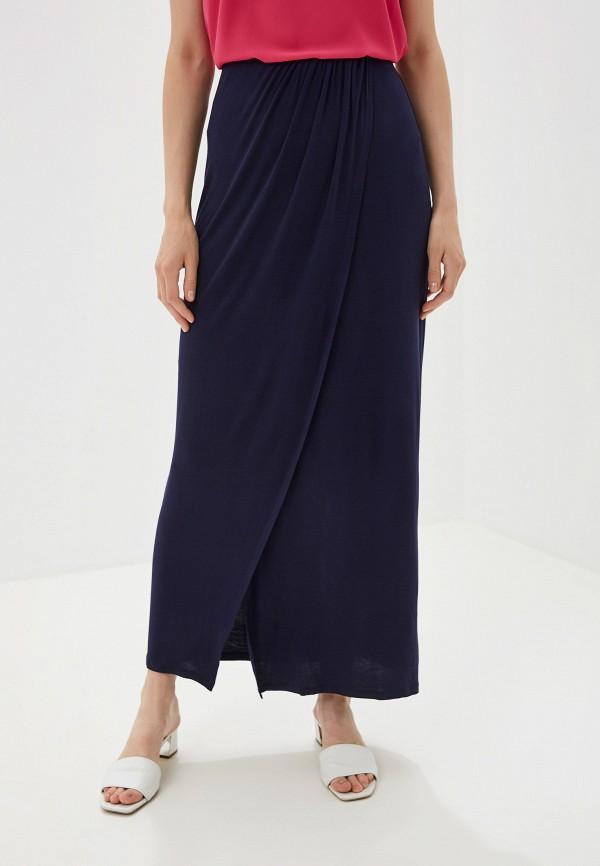 женская юбка dorothy perkins, синяя