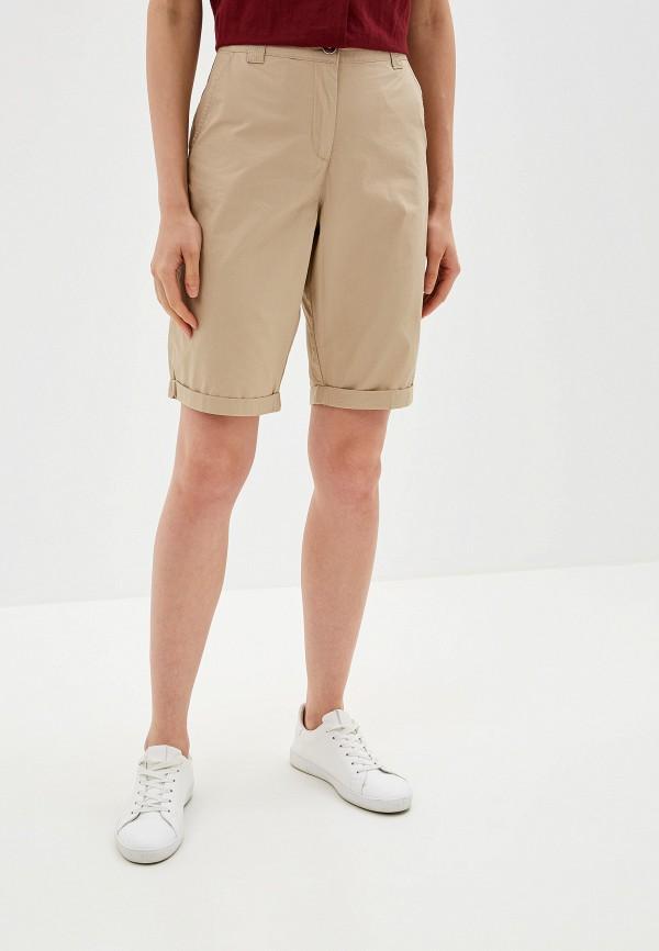 женские шорты dorothy perkins, бежевые
