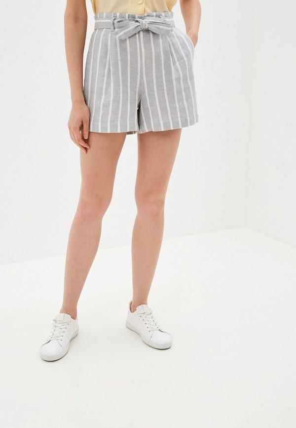 женские шорты dorothy perkins, серые