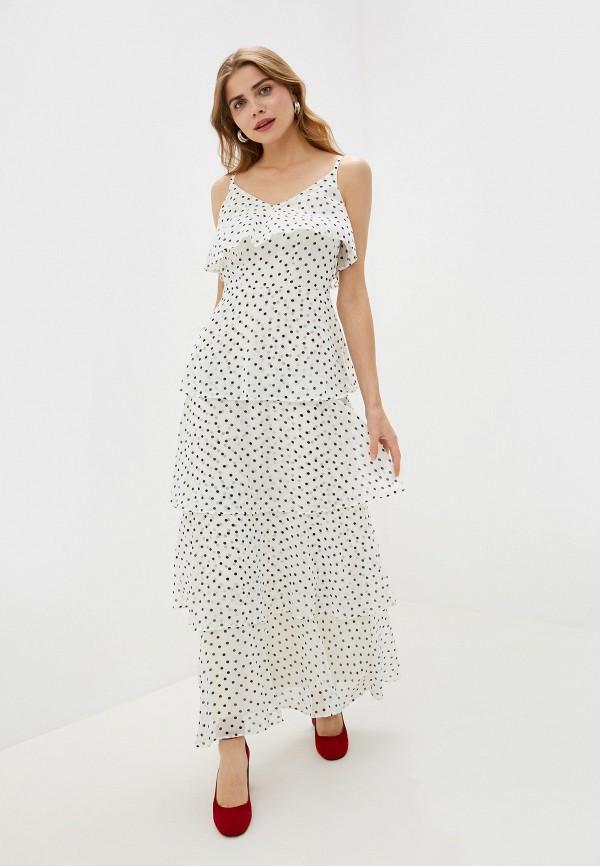 Фото - женское платье Dorothy Perkins белого цвета