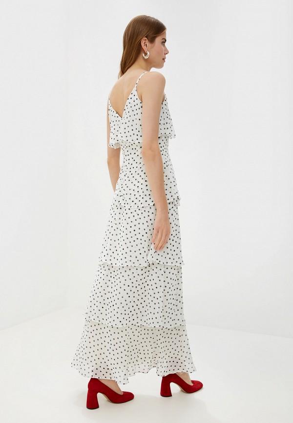 Фото 3 - женское платье Dorothy Perkins белого цвета