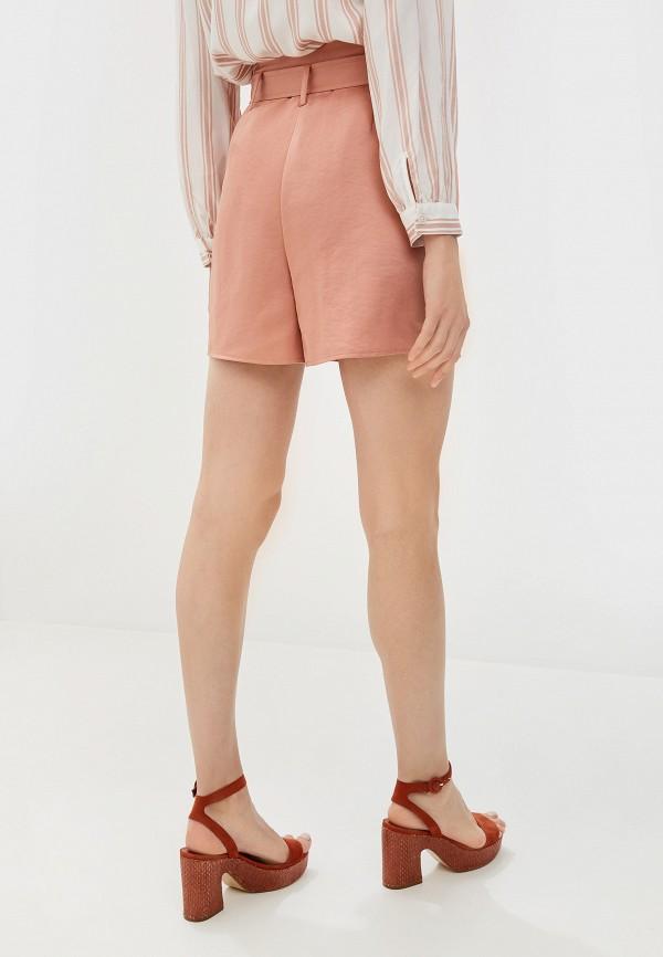 Фото 3 - женские шорты Dorothy Perkins розового цвета