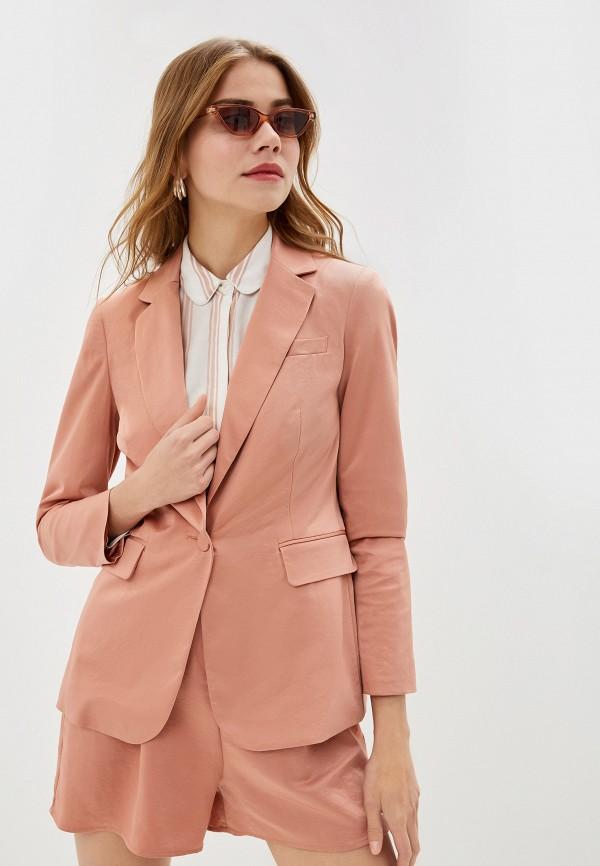 женский пиджак dorothy perkins, розовый