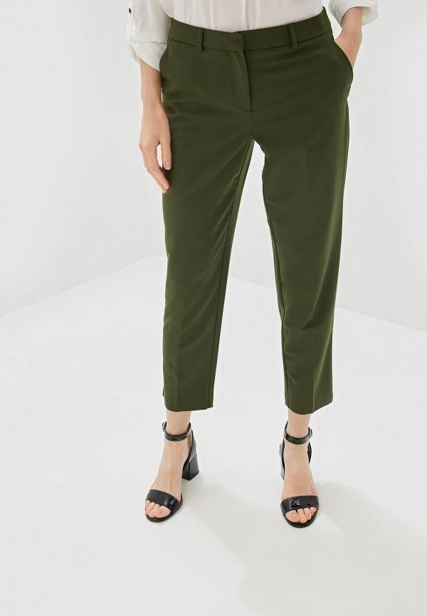 Фото - Женские брюки Dorothy Perkins цвета хаки