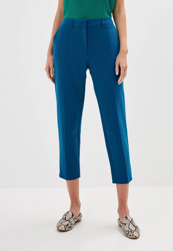 женские повседневные брюки dorothy perkins, синие