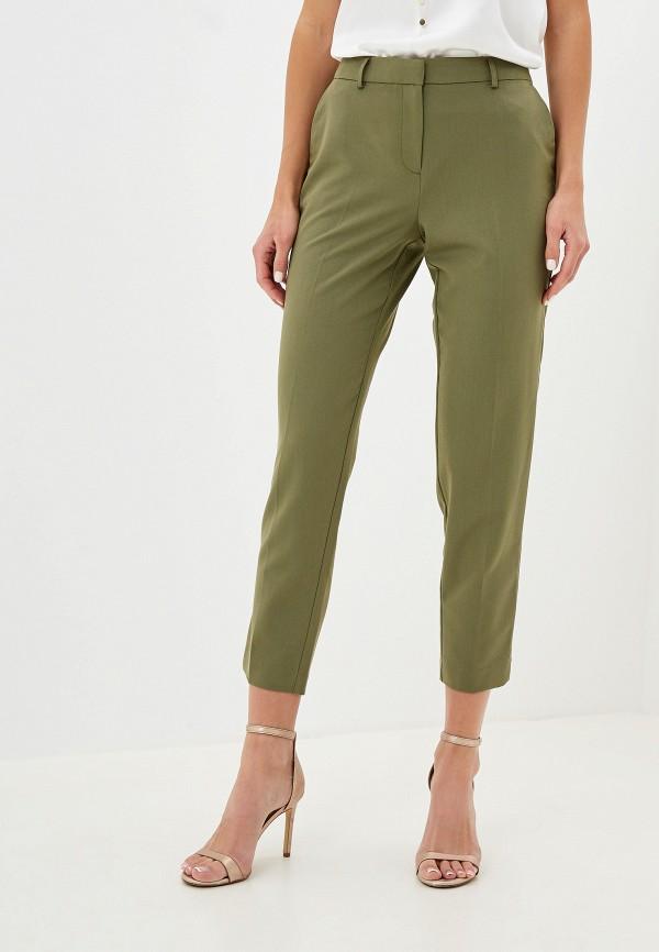 женские повседневные брюки dorothy perkins, хаки