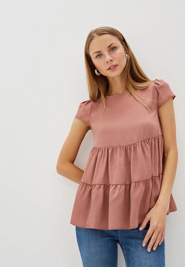 Фото - женскую блузку Dorothy Perkins розового цвета