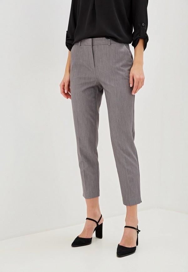 женские классические брюки dorothy perkins, серые