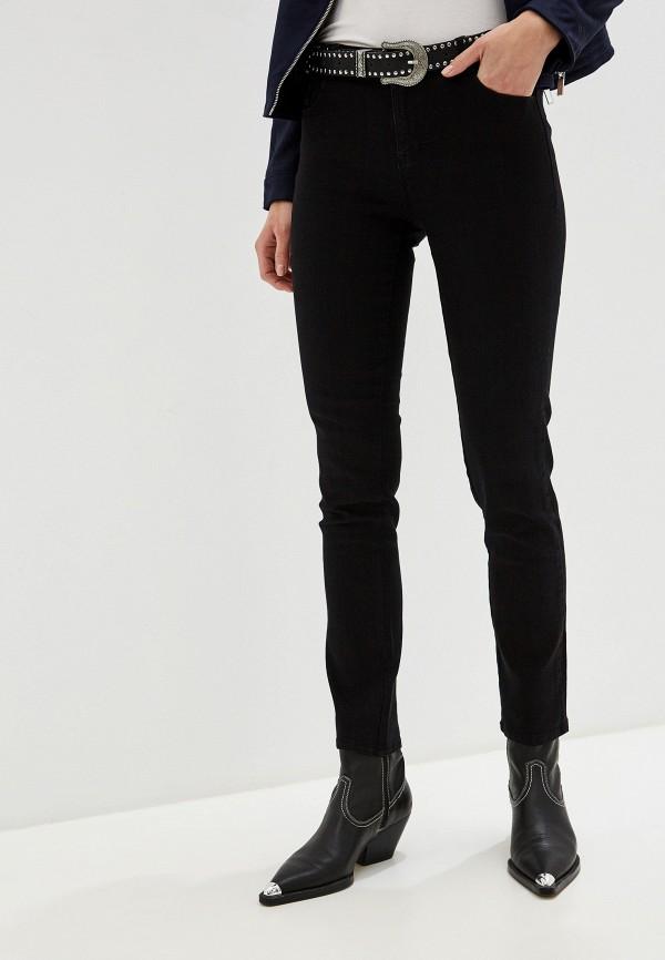 женские прямые джинсы dorothy perkins, черные