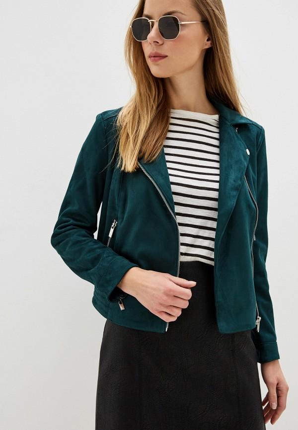 женская куртка dorothy perkins, зеленая