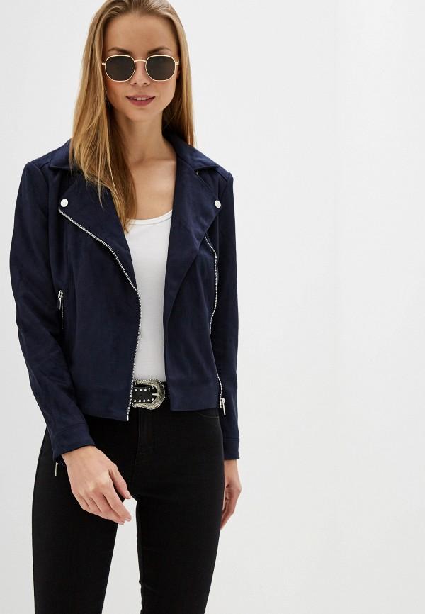 женская куртка dorothy perkins, синяя