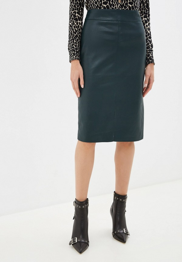 женская юбка dorothy perkins, зеленая