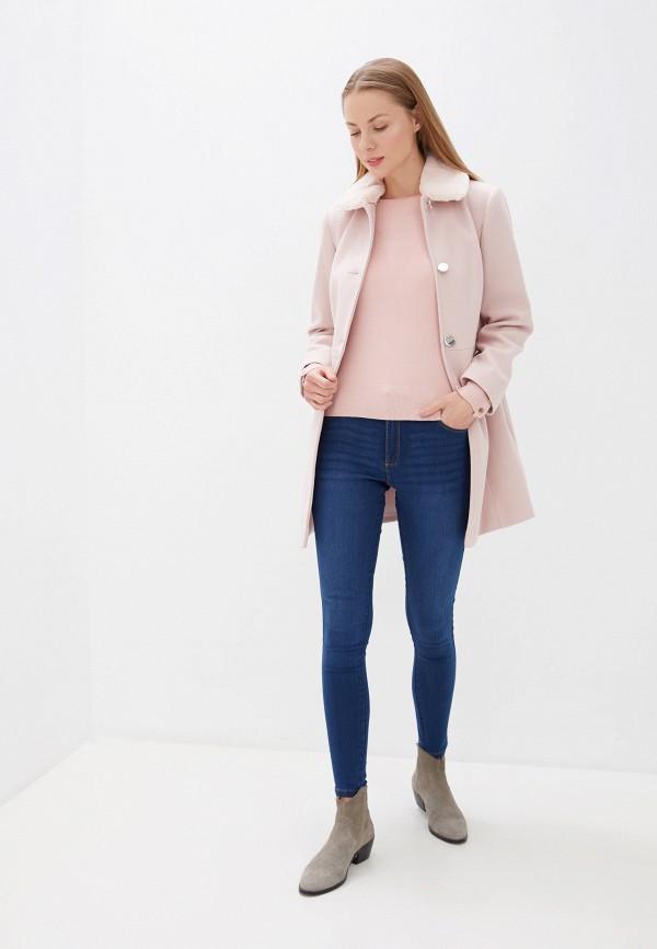 Фото 2 - женские джинсы Dorothy Perkins синего цвета