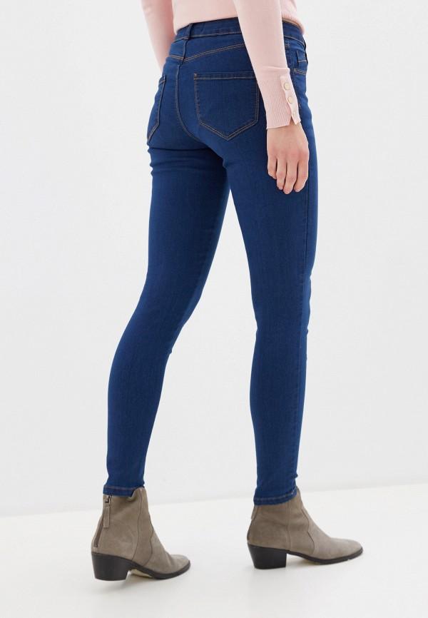 Фото 3 - женские джинсы Dorothy Perkins синего цвета
