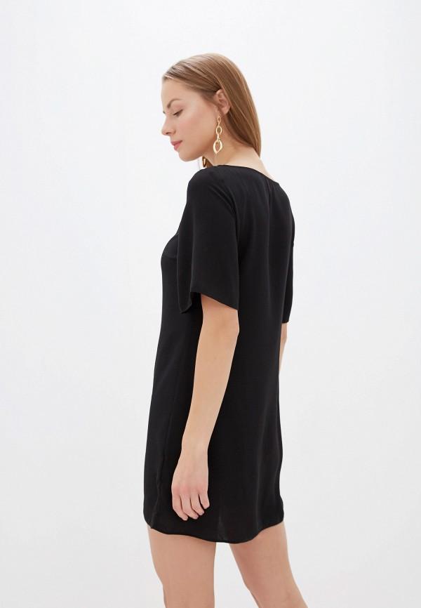 Фото 3 - женское платье Dorothy Perkins черного цвета