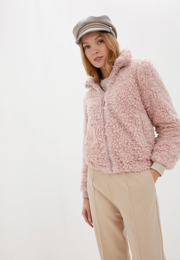 женская олимпийка dorothy perkins, розовая
