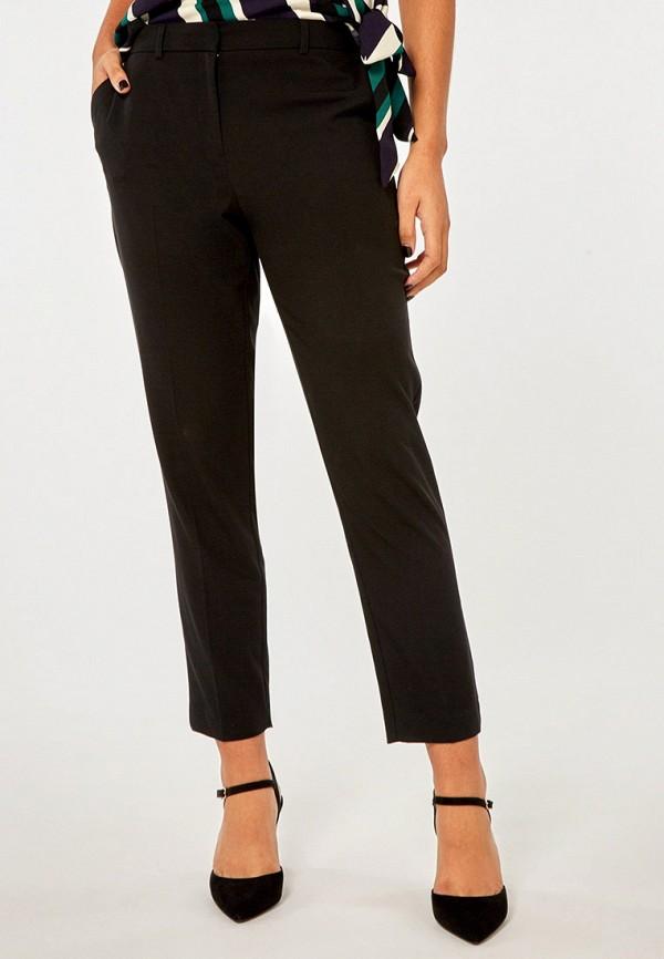 женские классические брюки dorothy perkins, бордовые