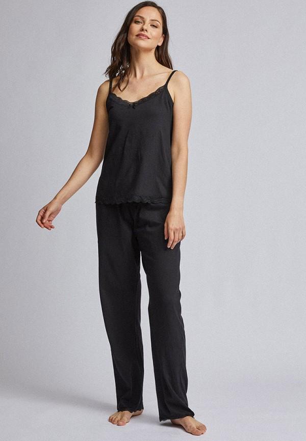 женская пижама dorothy perkins, черная