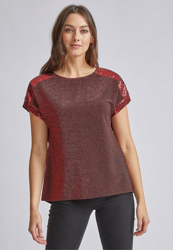 женская блузка dorothy perkins, красная
