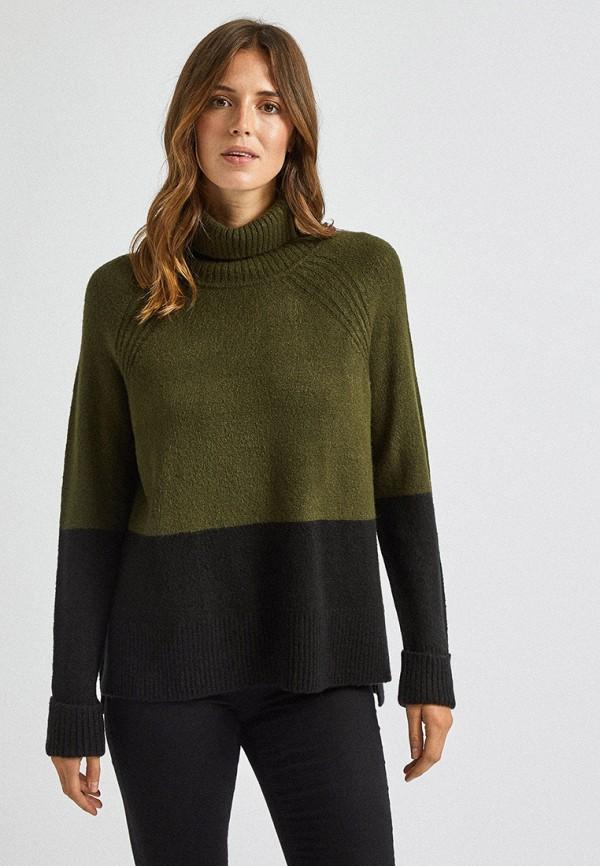 женский свитер dorothy perkins, хаки