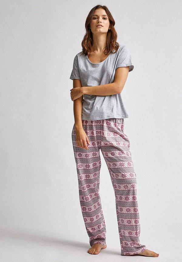 женская пижама dorothy perkins, серая