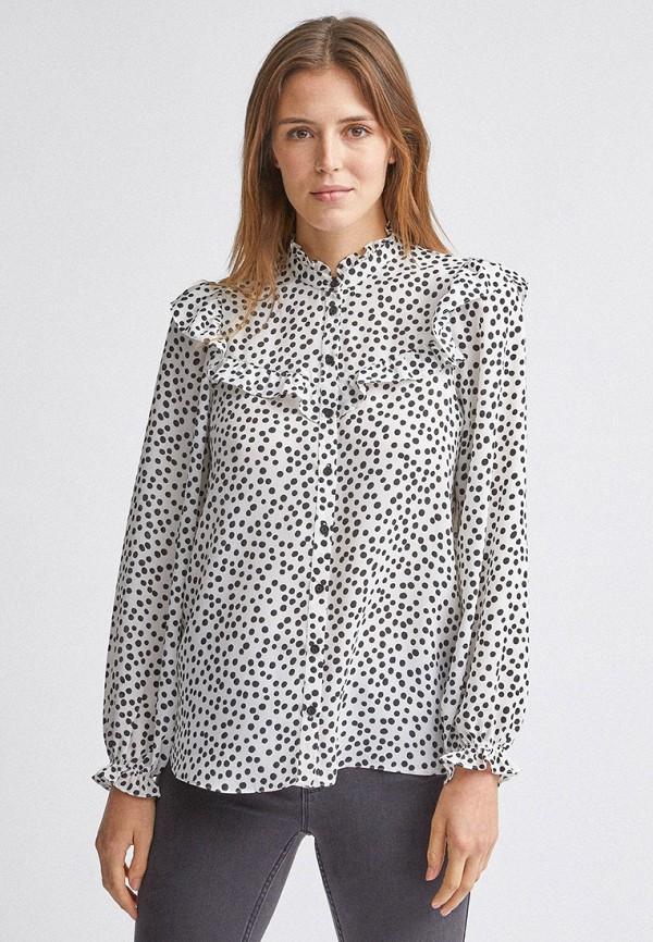 женская блузка dorothy perkins, белая
