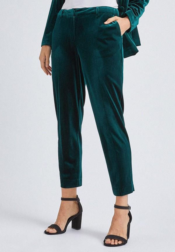 женские повседневные брюки dorothy perkins, зеленые