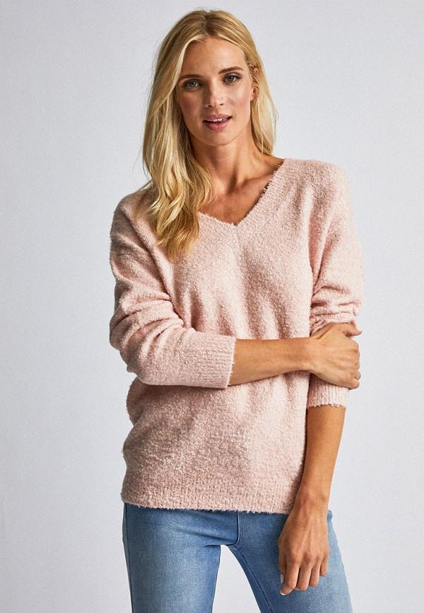 женский пуловер dorothy perkins, розовый