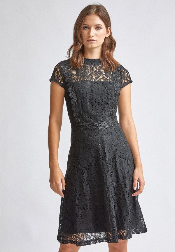 женское вечерние платье dorothy perkins, серое