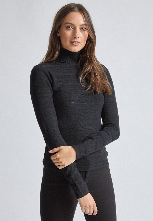 женская водолазка dorothy perkins, черная