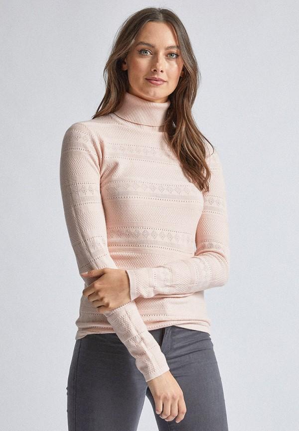 женская водолазка dorothy perkins, розовая