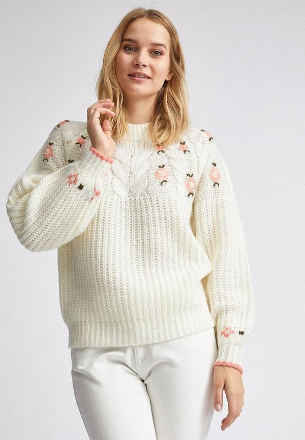 женский свитер dorothy perkins, белый