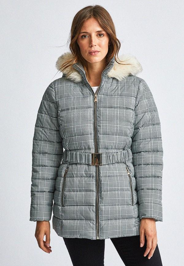 женская куртка dorothy perkins, серая